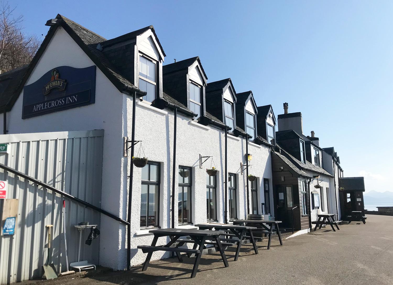 Applecross Inn by Clement Design
